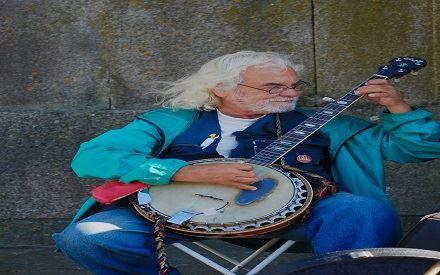 2471 - 5-string Banjo: Intermediate